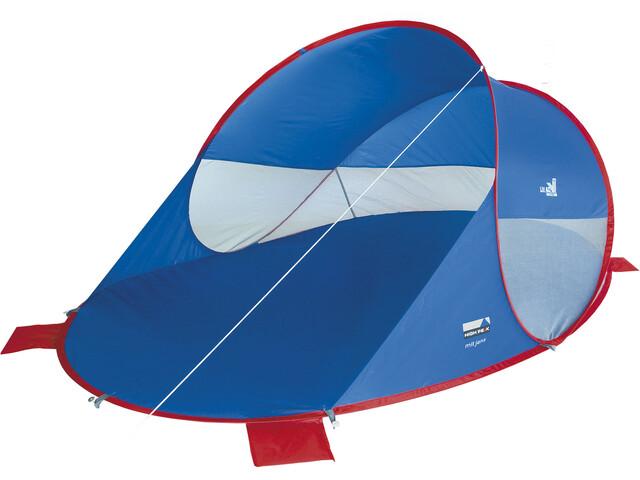 High Peak Mitjana Beach Shelter Blue/Red